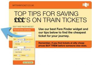 Discount On Your Rail Fares