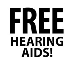 FREE HEARING AIDS – Please Read This!