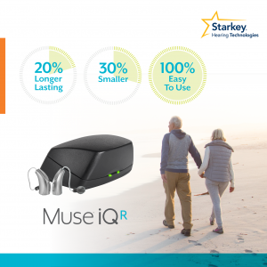 Starkey Rechargeable Hearing Aids