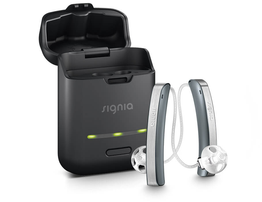 Signia Styletto Hearing Aid Charger