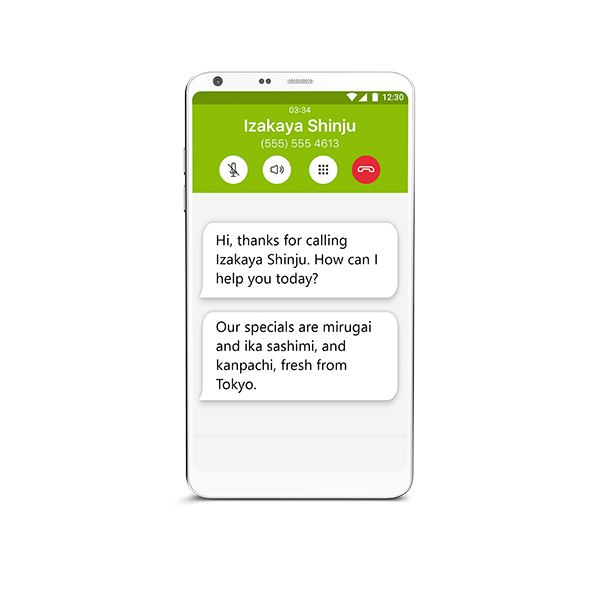 Mycall To Text App