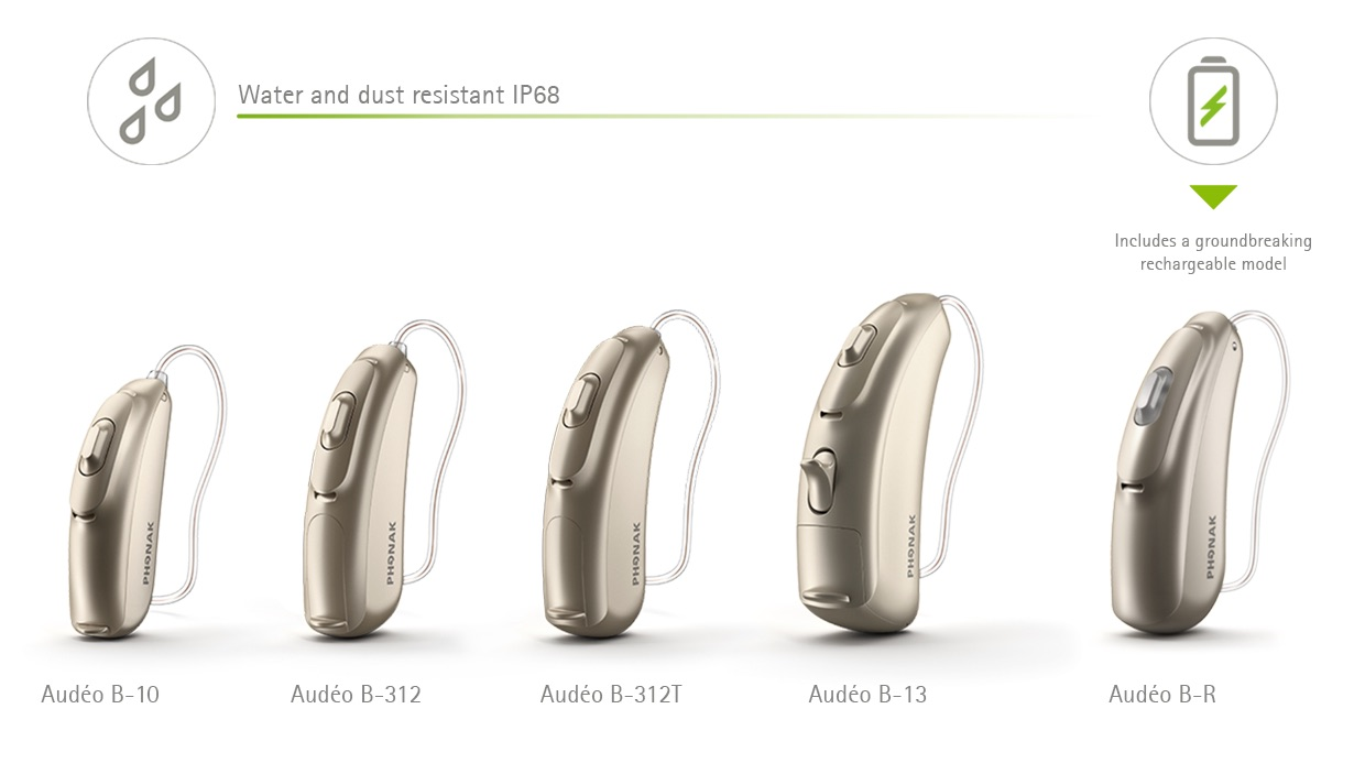 Phonak Audeo Belong Hearing Aids - Lowest Prices