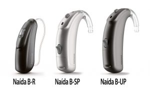 Phonak Naida Hearing Aids