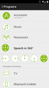 Phonak Remote App