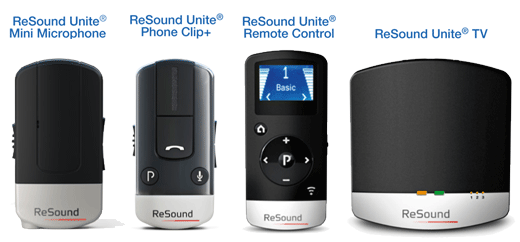 GN Resound Hearing Aid Accessories - Crystal Hearing