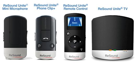resound hearing aid accessories
