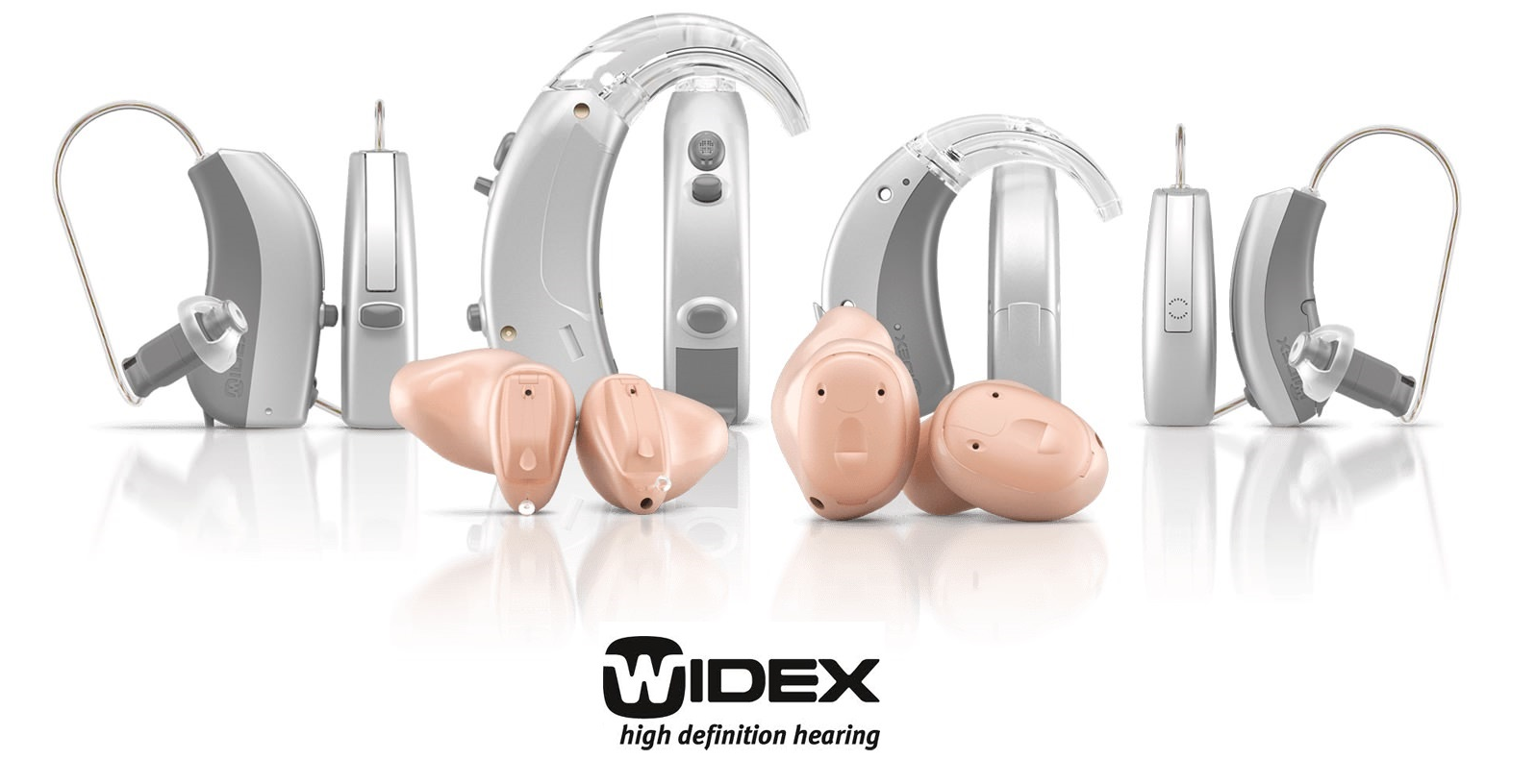 Widex Hearing Aids - All Prices Shown - Save up to 40%