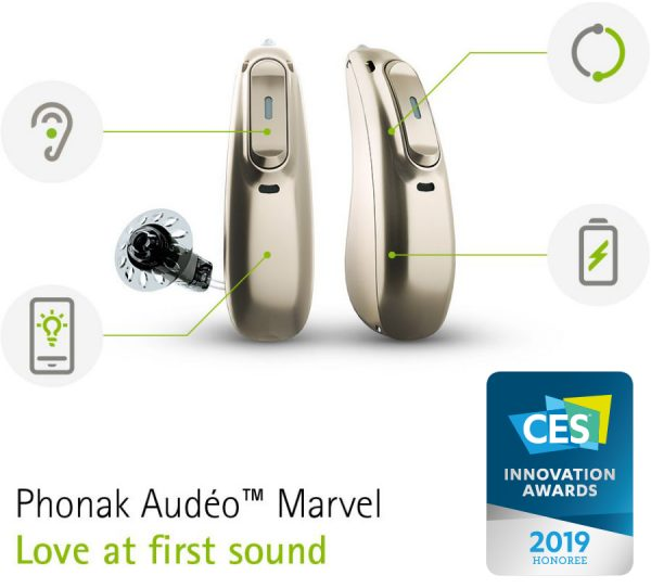 Made For Android Hearing Aids
