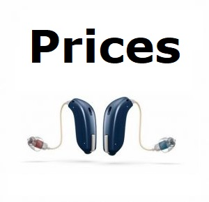 Oticon OPN Prices