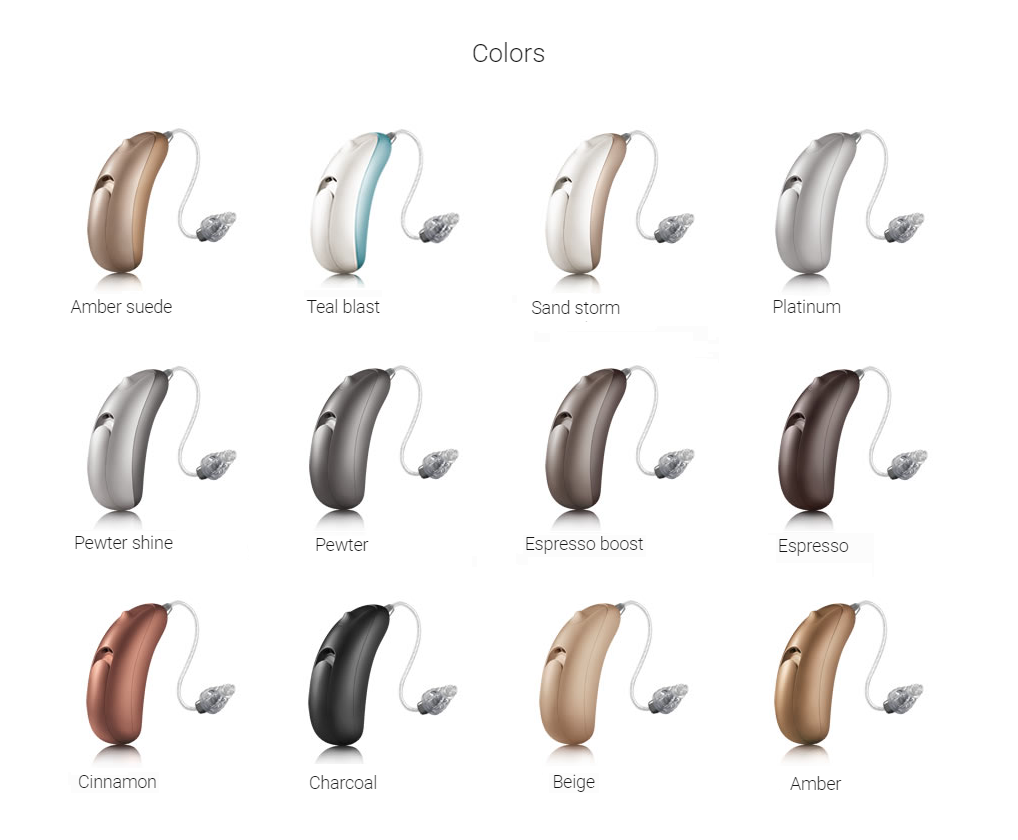 Unitron Moxi Colours