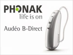 Phonak Audeo Direct Hearing Aids