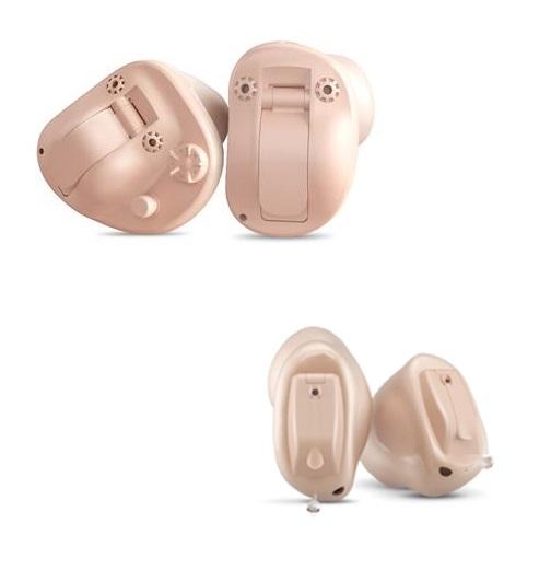 Widex Evoque In-Ear Hearing Aids