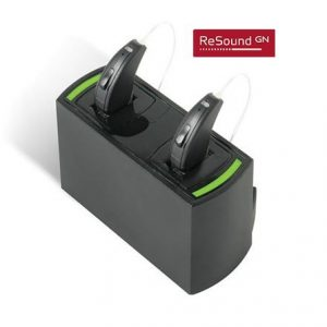 Rechargeable Resound Hearing Aids