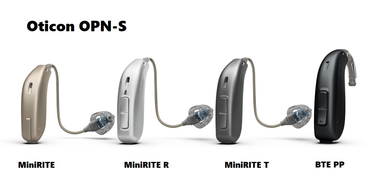 Oticon OPN hearing aids Free Trial