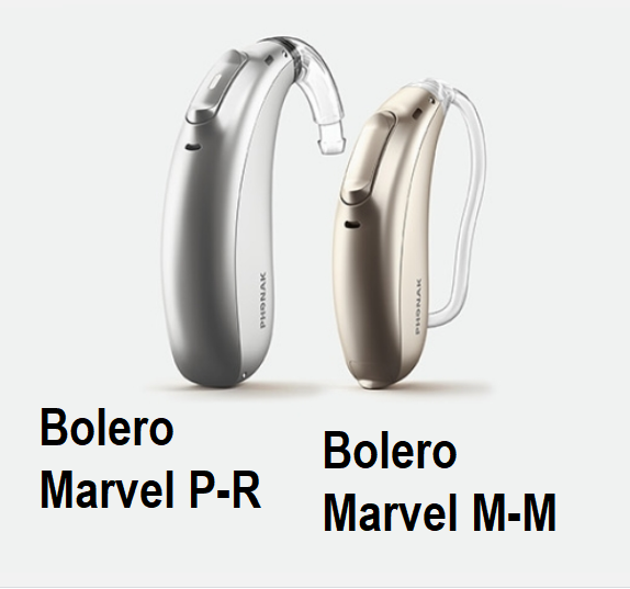 Phonak Bolero Marvel