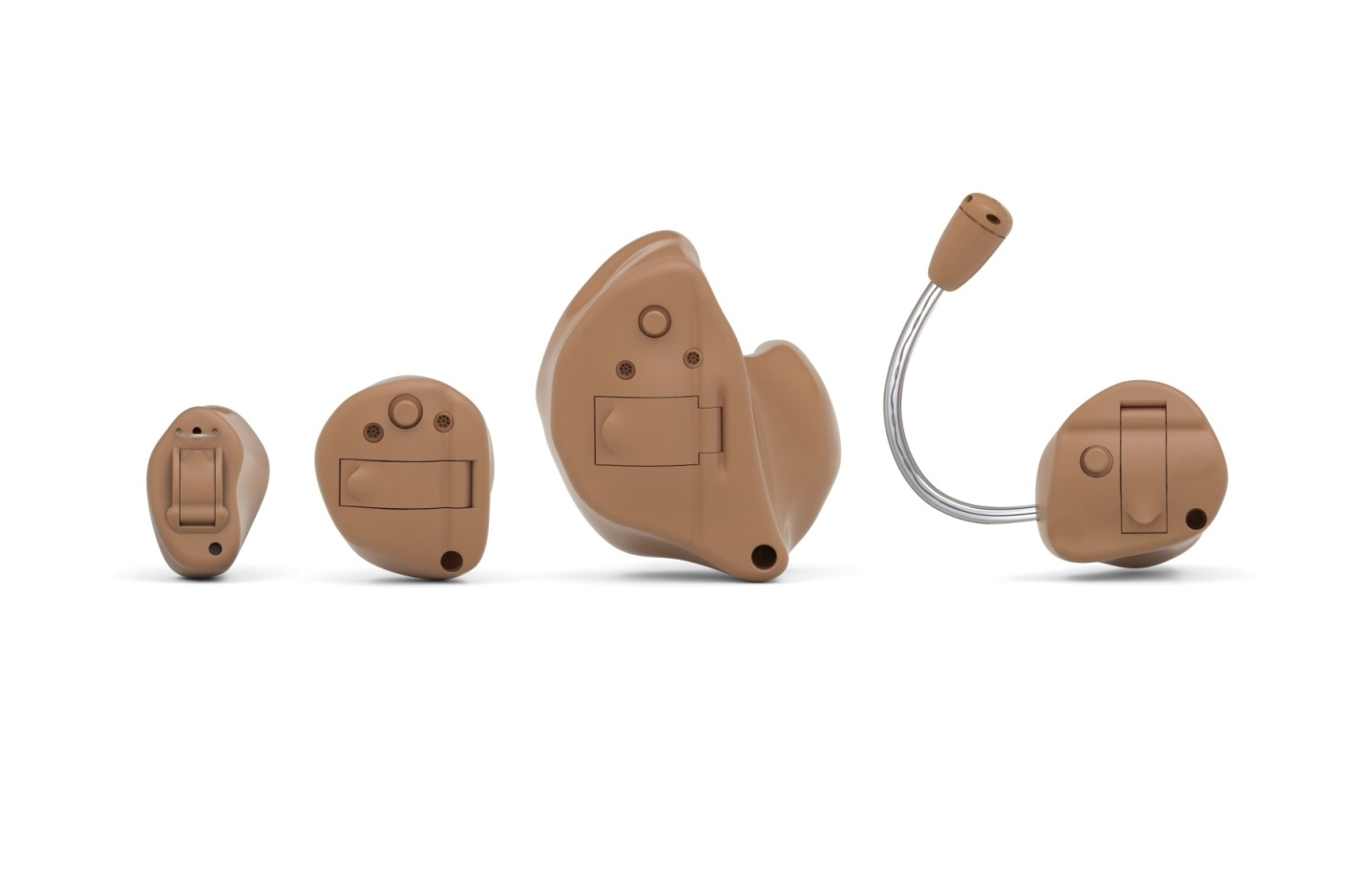 Resound Quattro Custom in-ear