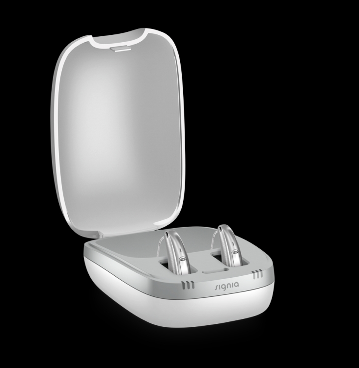 Signia X Rechargeable Hearing Aids
