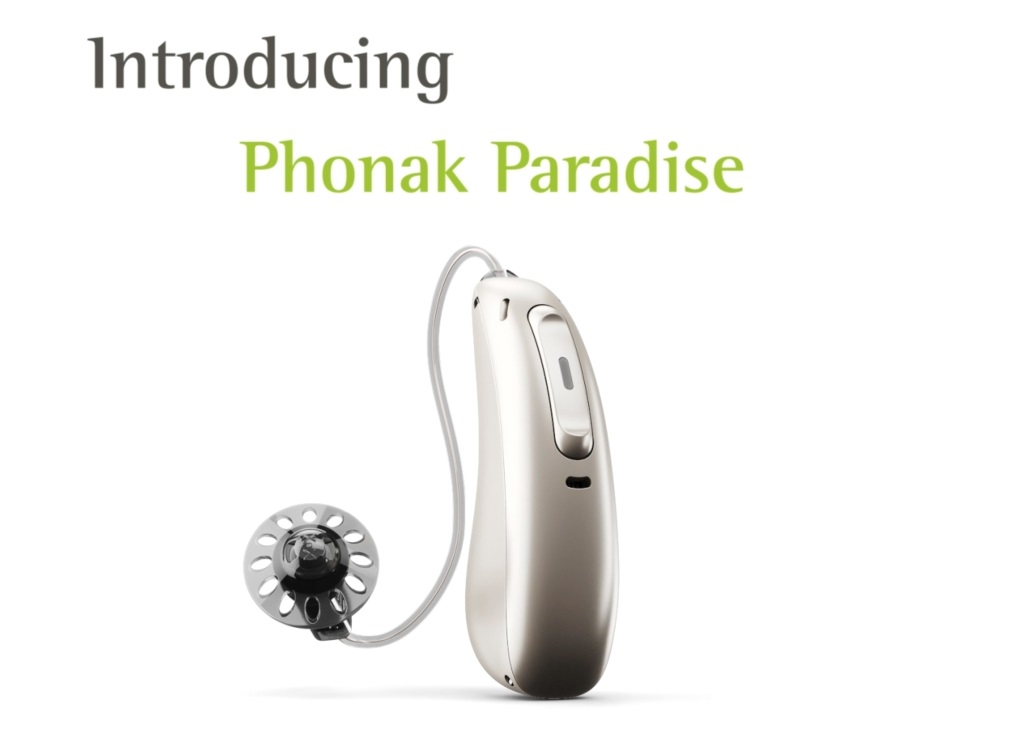 phonak audeo paradise
