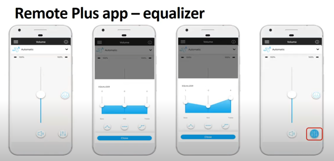 Unitron Remote Plus App