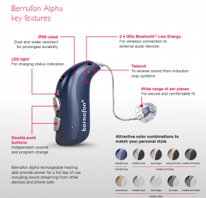 Bernafon Hearing Aids – Product Overview