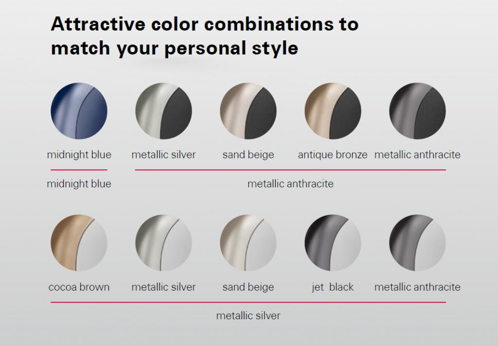 Bernafon Alpha Colours