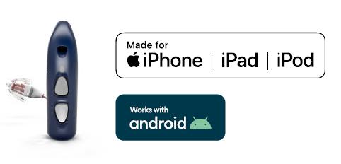 Bernafon made for iphone